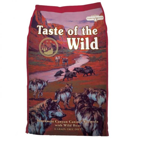 Taste of the Wild - Southwest Canyon 13kg