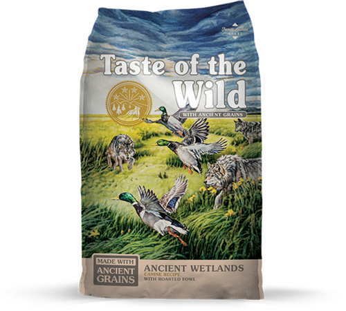 Taste of the Wild Wetlands Canine ПАТЕШКО 12.2кг