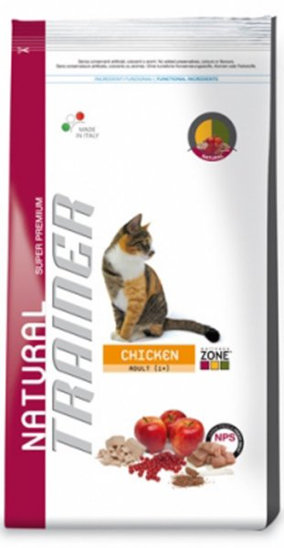 Trainer Natural Chiken Adult (пиле)