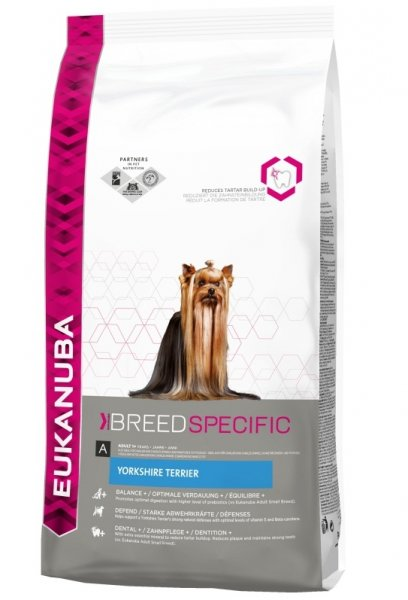 EUKANUBA Adult Breed  Yorkshire Terrier 2кг