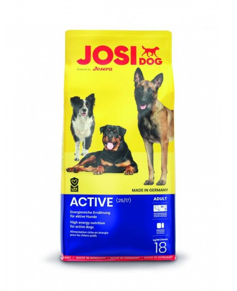 JOSI Dog Active 18кг