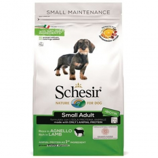 Schesir Small breed Adult Агне 2кг