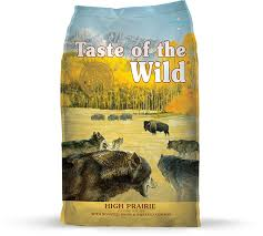 Taste of the Wild - High Prairie Canine еленско и бизонско