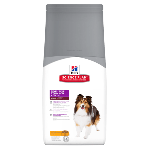 Hill's SP Canine Adult Sensitive Stomach & Skin 12кг