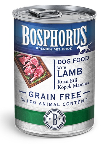 Консерва Bosphorus Lamb 415g