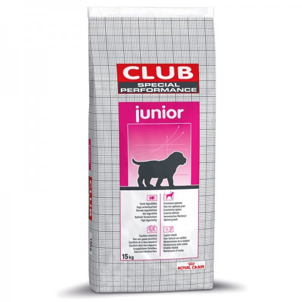 Royal Canin Special Club Performance Junior 15кг