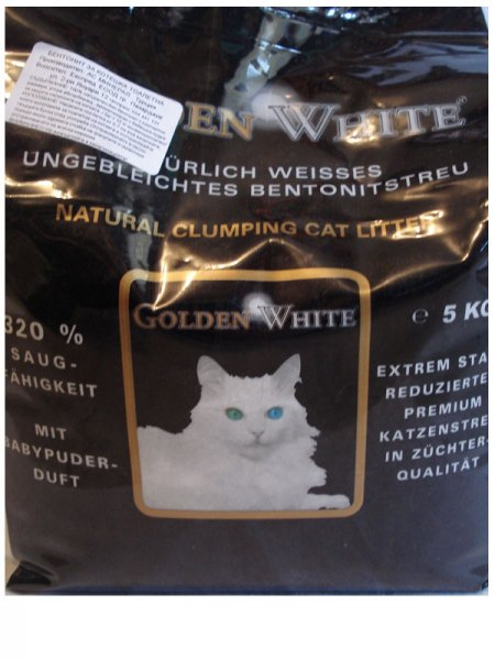 Golden White бенто за коте 5кг