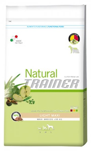 Trainer Natural Light Maxi (наднормено тегло)