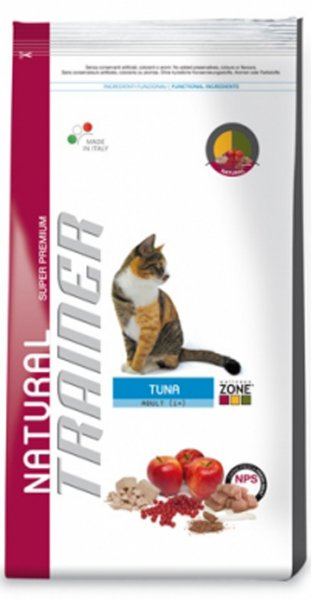 Trainer Natural Tuna Adult (риба тон)