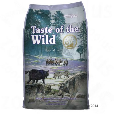 Taste of the Wild - Sierra Mountain 13кг